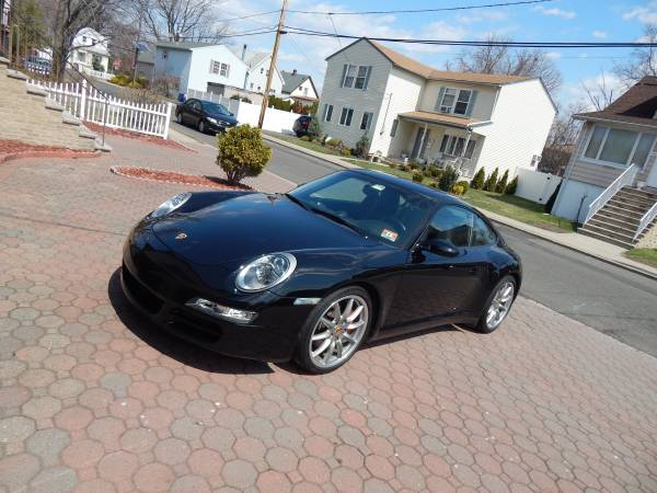 Porsche 911 4s Carrera For Sale 2006 Black