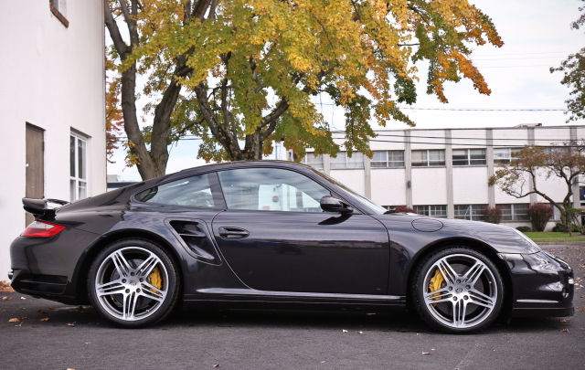 Porsche 911 Turbo For Sale 2007 Black