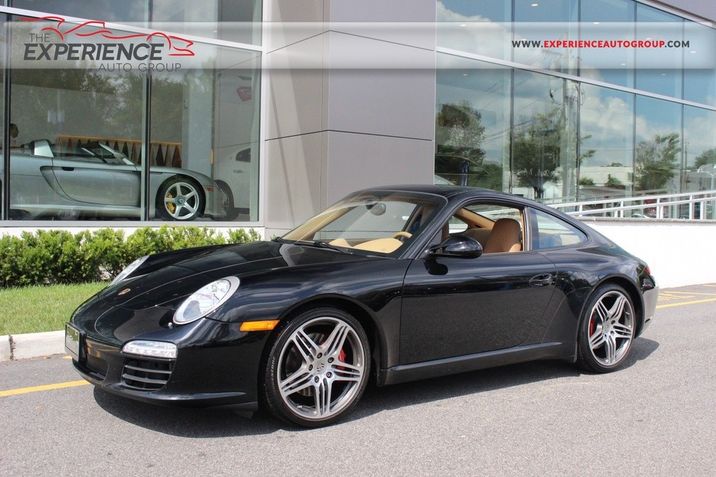 Porsche Driving Experience >> 2009 Porsche Carrera S Black for Sale