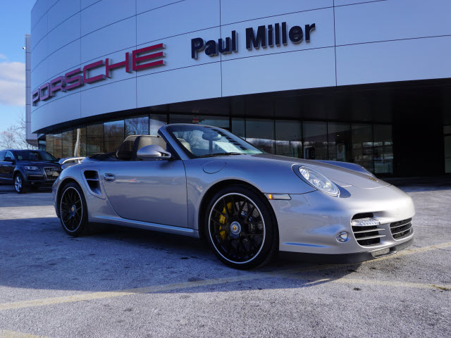 Porsche 911 Turbo S Cabriolet Awd For Sale 2012